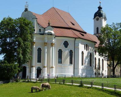 Steingaden Wieskirche